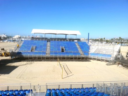 Asics World Beach Volleyball